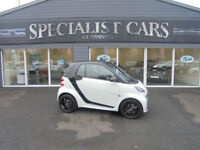 Smart fortwo 1.0 mhd ( 71bhp ) Softouch Grandstyle