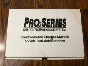 Exide PRO-12 twelve battery charger/maintenance system