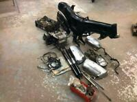 SUZUKI T10 250cc FOR SPARES OR PROGECT.