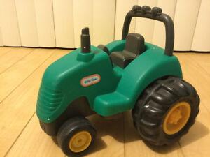 Tracteur de ferme Little Tikes