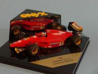 Ferrari 412 T1 - Gerhard Berger
