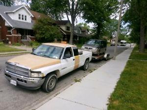 $75 Towing in City 519 990 3655