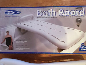 Heath craft Bath board banc pour le  bain