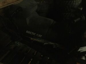 Parts Arctic cat 600