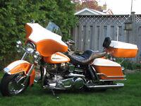 1978 Harley Davidson FLH Anniversary Edition