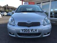 2005 Toyota Yaris VVTI COLOUR COLLECTION 1.3 3dr