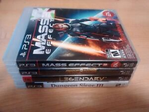 PS3 Games ($5 each)