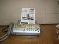Panasonic Telephone/Fax/Answering Service Machine-Whitecourt