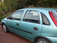 Vauxhall Corsa 1.0 2004 Life Semi Auto