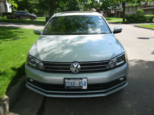 "2015   VOLKSWAGON ""JETTA""     as new !"
