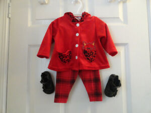 Baby Girls' Outfits - Size 3-6 months