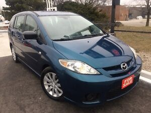 2006 Mazda 5 van mini van 4 cylinder certified & emission pass