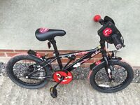 Kids / boys Apollo Urchin bike