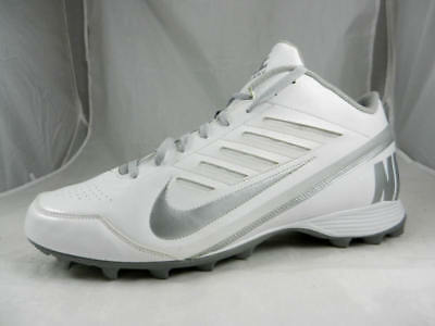 3866a433c Great New NIKE Land Shark 3 4 Lacrosse Cleats Men s size 16