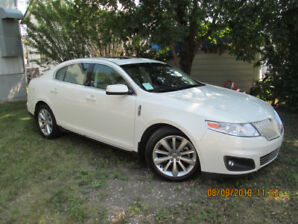 2012 Lincoln MKS 3.5L Ecoboost V6 24V twin turbo