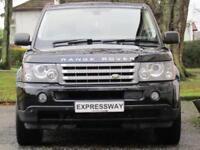 2007 Land Rover Range Rover Sport 3.6 TD V8 HSE 5dr