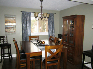 ONE FURNISHED  BEDROOM $550 all inclusive