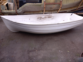NOW SOLD 10t GRP dingy / rowing boat/ tender