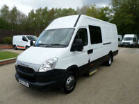 2014 Iveco Daily, 50c, LWB, Welfare Van, Mess Van, Window Van, Ideal Campervan,