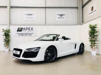2015/64 Audi R8 4.2 Spyder S Tronic Quattro + Magnetic Ride + B&O + Reverse Cam