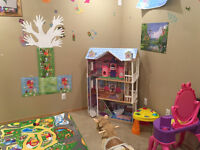 FRENCH AND ENGLISH DAYCARE IN ELGIN SE