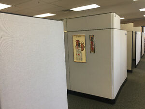 Cubicle Walls/Offices Available ASAP!!!
