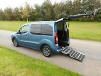 2014 64 Peugeot Partner Tepee 1.6 Hdi Automatic WHEELCHAIR ACCESSIBLE VEHICLE