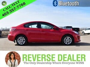 2013 Mazda Mazda3 Automatic, Heated Seats, Sky-Active technology