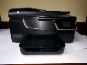 HP Officejet 6700 Premium - Only scanner works