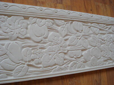Stucco -Traumhaft schönes Jugendstil - Wandfries aus Stuck - Schmuckband