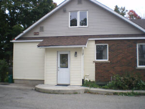 Detached home zoned for small business operation