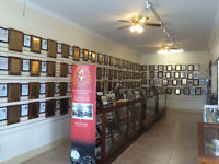 Visit the Yarmouth Town and County Sports Heritage Hall of Fame