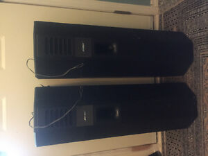 Bose 701 tower speakers