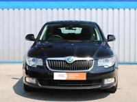 Skoda Superb 1.6 S Tdi Cr 2012 (62) • from £42.26 pw