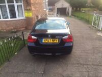 BMW 320D SE FSH HPI CLEAR VERY LOW MILAGE