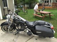2004 Harley Road King Mint