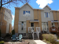 2 bed 1 bath open concept townhouse with parking