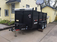 Low Rates Guarenteed On Junk Removal/ Trailer Rental Service