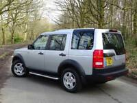 2006 06 Land Rover Discovery 3 2.7TD V6 auto S..7 SEATS..STUNNING !!