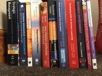 Study books for Human Resources/ business