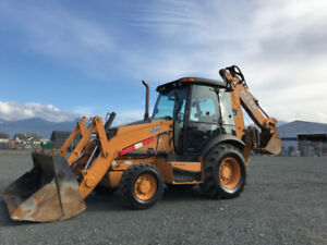 2012 Case 580 SN BackHoe