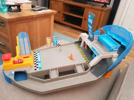 Disney Cars Pinball race track