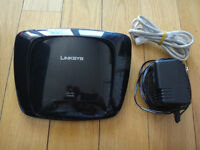 Good Condition Linksys WRT160N Router
