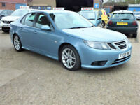 Saab 9-3 Vector Sport 1.9TDi 150ps Leather SatNav Warranty & Delivery Px welcome