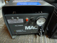 Battery Chargers Commercial Mac 24V, and Signet 24V