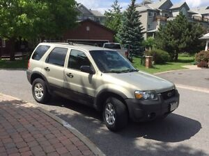 Must Go this week - 2005 Ford Escape