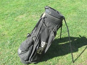 PING SUNDAY GOLF BAG