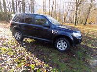 2007 57 reg Land Rover Freelander 2 2.2Td4 GS nvs ltd