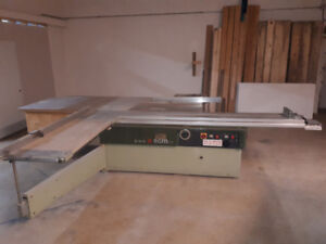 SCM  industrial table saw
