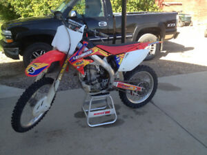 2008 CRF450R Low Hours